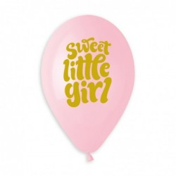 sweet little girl gold
