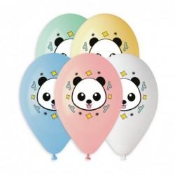 Panda Multicolour