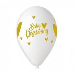 Gold Baby Christening