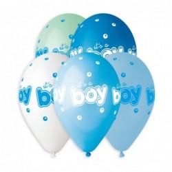 It's A Boy & Bubbles