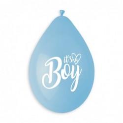 It's A Boy & Heart