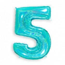5 Glitter Tiffany