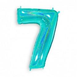 7 Glitter Tiffany
