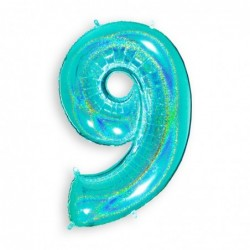 9 Glitter Tiffany