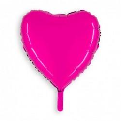 Heart Fuxia