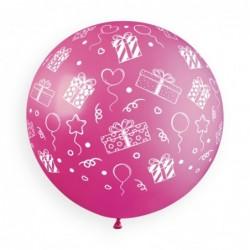 Gift & Balloons