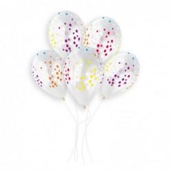 Multicolour confetti